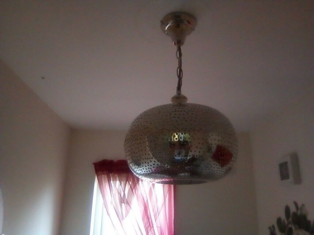 Ceiling Light Beautiful Effect And Can Be Seen Working In Dundee Gumtree