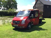 Ford Transit 2004 Facelift Recovery 125Bhp