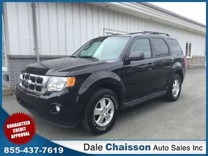 2012 Ford Escape XLT,V6, All Wheel Drive