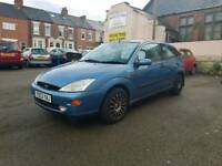 2001 focus 3 door cheap px to clear