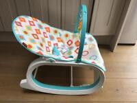 Fisher-Price Infant- to -Toddler Rocker