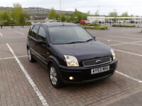 Ford Fusion 1.4 TDCI Diesel like fiesta, long MOT very economical £30 a year tax ideal first car