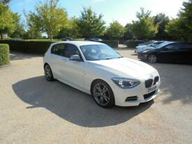 BMW 1 Series M135I 2014 (white) 2014