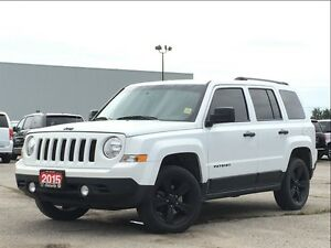 2015 Jeep Patriot SPORT**ALTITUDE**4X4**AIR CONDITIONING**