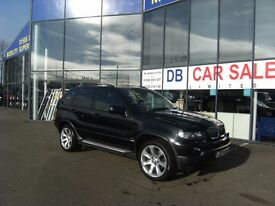 2006 BMW X5 3.0 D SPORT 5D AUTO 215 BHP **** GUARANTEED FINANCE **** PART EX WELCOME