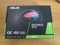 ASUS NVIDIA GeForce GTX 1650 Low Profile LP OC 4GB GDDR5 - Same Day Dispatch!!
