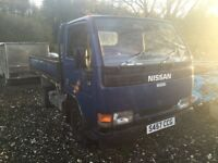 1998 NISSAN CABSTAR TIPPER FOR EXPORT £1195 O-N-O