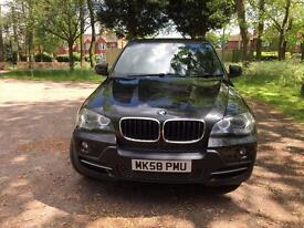 BMW X5 58 auto 3.0 diesel , part services history,