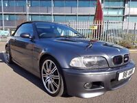 BMW M3 3.2 2dr GEAR BOX IS SMG NOT MANUAL.