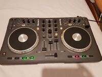 Numark MixTrack DJ Mixer Controller (No left pitch fader) - Free Delivery
