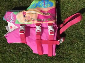 Selection of kids character life vests