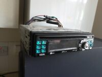Car Radio_CD_MP3 Player Sub Woofer Output - Aux