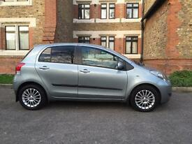 Toyota Yaris SR 1.3 , 2009 New Shap , Parking Sensors , Alloywheels , Full Toyota Service History