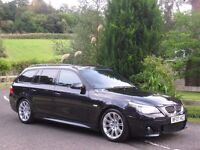 2007 BMW 535d M SPORT LCI TOURING FACELIFT **FULL HISTORY - MEGA SPEC - IMMACULATE**