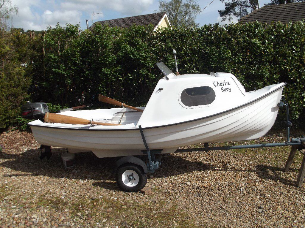 12ft fishing boat for sale in wimborne dorset gumtree for Jet fishing boats for sale