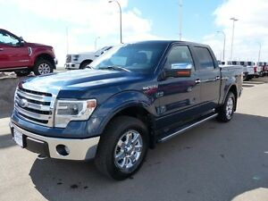 2013 Ford F-150 Lariat, NAV, Moonroof, Rear Camera