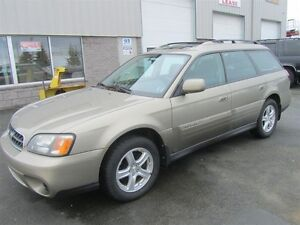 2004 Subaru Outback - AWD - great in snow!