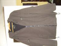 Korum Fishing fleece green. Condition as new