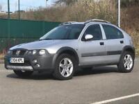 2004 (Mar 04) ROVER STREETWISE 1.4 16V SE - Hatchback 5 Doors - Petrol - Manual - SILVER *MOT/PX WEL