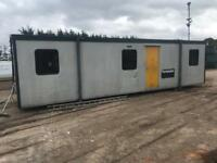 Portakabin container 40x10ft. 07909331150