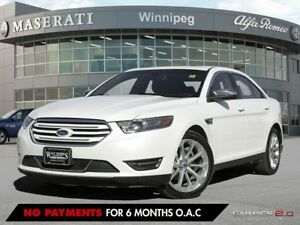 2017 Ford Taurus LIMITED: ALBERTA VEHICLE, ACCIDENT FREE