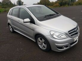 Mercedes Bendz B180 2.0 tdi 2008 89000ml, panoramic sunroof, long mot
