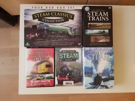 Train dvds from £1