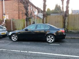 BMW, 520 DIESEL, MODEL E 6O , YEAR 2005, EXCELLENT CONDITION CAR 2900 POUNDS. ONO,