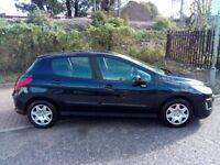 2009 Peugeot 308 1.6 HDi S 5dr 1.6L Manual @07445775115