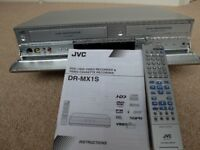 JVC HDD/DVD/VHS Video Recorder