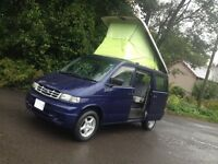 HI SPEC MAZDA BONGO 2.5 TD 6 SEATER/CAMPER /DAY VAN/LOW MILES/LOW LEVEL COOLANT ALARM /VW T4 T5