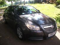 Vauxhall Insignia 2.0 CDTi 16v Exclusiv 5drF/S/H, 1 OWNER. NEW MOT, 6 SPD 2011 (60 reg), Hatchback