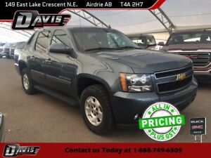 2012 Chevrolet Avalanche 1500 LT SUNROOF, BACK UP CAM, REMOTE...