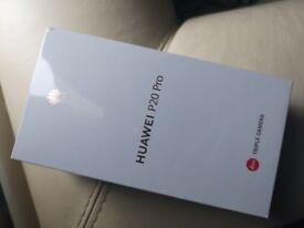 NEW Huawei p20pro 128gb BLACK