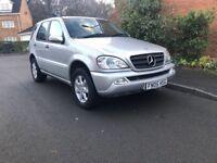 Mercedes ml 7 seater