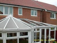 NOISY & HOT in your CONSERVATORY ? ?