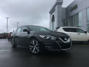 2017 Nissan Maxima SL MOONROOF, LEATHER, NAV
