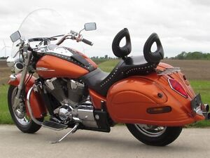 2002 honda VTX1800   $6,000 in Options   $27 Weekly  Incredible