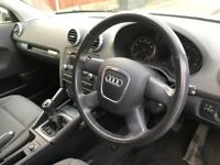 AUDI A3-2 OWNERS-FSH-MOT TILL OCT 18-LADY OWNER SINCE 20K-IMMACULATE THROUGHOUT