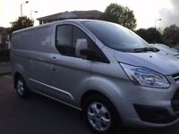 LIMITED EDITION - Ford Transit Custom 2.2 TDCi 270 L1H1 Limited Panel Van 5dr