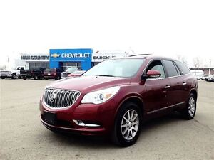 2015 Buick Enclave - Heated Leather Seats