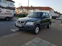 Honda CR-V Automatic 2.0 Station wagon 5Door (A/C) Low mileage , 12 months mot, service history