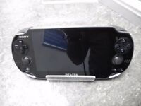 Sony PS VITA With 2x Games(Fifa 13 & Minecraft) & Charger