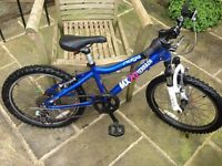 Ridgeback MX20 (Blue) Child's Mountain Bike