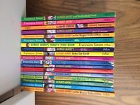 Set of all Horrid Henry books for young children