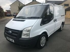 SOLD!!! 06 (56) MK7 Ford Transit 85 T280 FSH 100K Miles, *BRAND NEW Ply-lining* 2.2TDCI