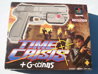 Playstation Time Crisis + G-con45