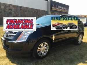 2011 Cadillac SRX 3.0L-AWD.LUXURY PKG.BLUETOOTH/REAR VIEW CAMERA