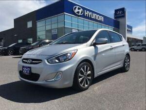 2017 Hyundai Accent SE 5 Door*HYUNDAI CERTIFIED WARRANTY*