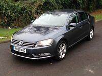 2011 Volkswagen Passat 2.0 TDI SE only £30 road tax per year not Leon a3 A4 Jetta BMW